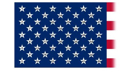 cờ mỹ