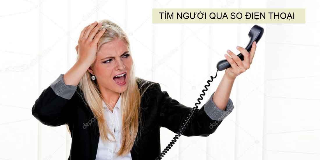 tìm người qua số điện thoại